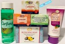 Set 6 Gt Body Skin Bleaching Moisturizing Whitening Face Cream Toner Facial Soap