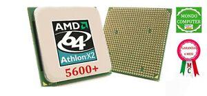 PROCESSORE AMD SOCKET AM2 / AM2+  ATHLON  DUAL CORE  64 X 2  5600+ ADA5600IAACZ