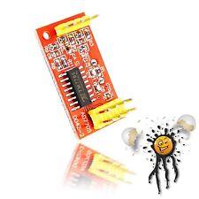 Dual AD7705 16-bit Konverter ADC Modul 400khz-2.5Mhz SPI Modul Arduino TM7705