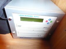 Disc Makers Reflex 2xDVD CD Duplication Tower Unit -Very Little Usage