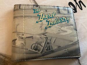 Men's Diesel Wallet - The Diesel Industry