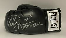 George Foreman Signed Everlast Boxing Glove Beckett BAS COA Autographed AUTO