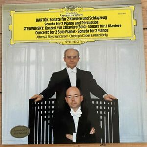 2530 964 Bartok Sonata for 2 Pianos & Percussion etc. / Alons & Aloys Kontarsky