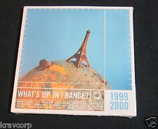 PATRICIA KAAS/DAX RIDERS 'WHAT'S UP IN FRANCE' 1999 PROMO CD SAMPLER—SEALED