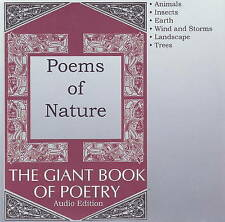 The Giant Book of Poetry Audio Edition : Poems of Nature (2007, CD)