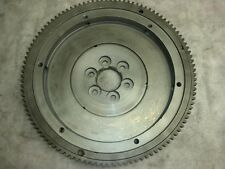 Corvair engine to VW Trans. Flywheel, solid center, lightened to 12 lbs