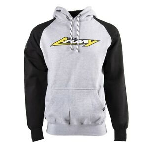 Suzuki Army Gray Officially Licensed Pullover Hoody Hoodie by Factory Effex