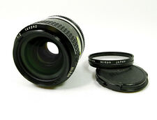 Nikon 35mm Nikkor f2 Ai Camera Lens