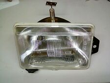 TALBOT CHRYSLER HORIZON CIBIE HALOGEN RHS HEADLAMP WITH WASH WIPE 0017536800