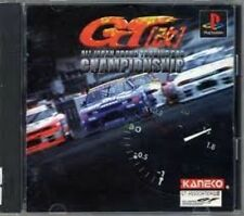 USED PS1 PS PlayStation 1 ​​All Japan GT Championship breaks