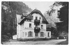 AK, Waltersdorfer Mühle Sächs. Schweiz, 1958