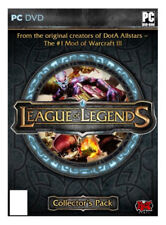 League Of Legends - Collector's Pack (PC, 2009)