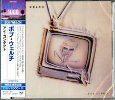 BOB WELCH-EYE CONTACT-JAPAN CD Ltd/Ed B63