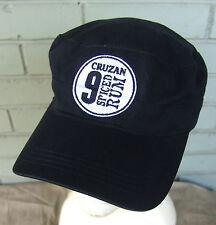 Cruzan Rum 9 Spiced Black Painters Baseball Cap Hat