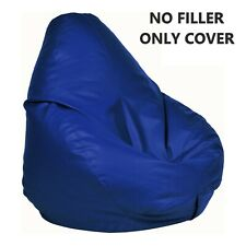 Ample Decor Bean Bag Chair Cover (Filling Not Included) Childproof Zippers