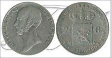 Paises Bajos - Monedas Circulación- Año: 1845 - numero KM00069-45 - MBC / MBC- 2