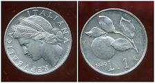 ITALIE   ITALY  1 lira 1949