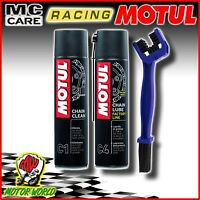 Cleaning Kit Lubrication Fat C1 C4 Chain Motorcycle Motul Chain Lube Kawasaki