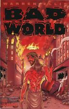 2001 BAD WORLD #1 & #2 WARREN ELLIS ( MATURE READERS ) AVATAR COMICS   VF