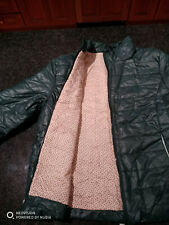 Ladies Slim-fit Winter Jacket Green BNWT