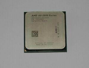 AMD A8-3800  (AD3800OJZ43GX) 2,4GHz Prozessor Sockel FM1 + Wärmeleitpaste