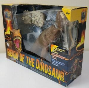 WowWee Remote Control T-Rex Reign of the Dinosaur Dino-Tronics Walks/Roars