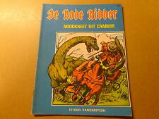 STRIP / DE RODE RIDDER 39: NOODKREET UIT CAMBOR   1ste druk