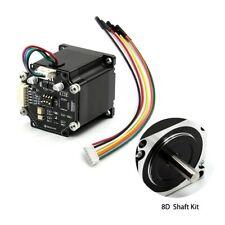 57 Stepper Motor Driver 8d Shaft Kit For 3d Printing Servo Stepping Mechaduino