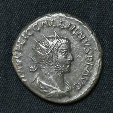Gallienus, 253-268 AD, AE Antoninianus, Antioch, VIRTVS AVGG, RIC 456