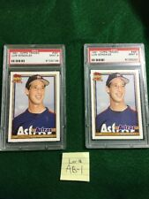 LUIS GONZALEZ 1991 TOPPS TRADED ROOKIE 48T  Lot Of 2 PSA 9 Mint Free Shipping