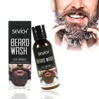 Sevich Beard Wash Shampoo Beard Cleansing Cleanse Moisturise your facial hair