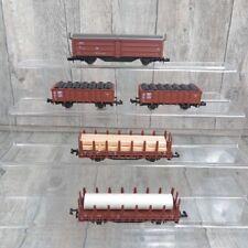 ROCO - SPUR N - DB - Güterwagen Konvolut 5.tlg. - #F38650