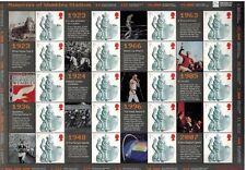 Ls39 Memories Wembley Stadium 2007 Generic Smilers Full Sheet
