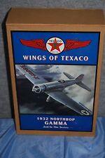 New In Box Wings of Texaco 1932 Northrop Gamma 2nd in Series S4098