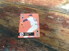 Vintage 1992 US Playing Card Baseball Aces Box Set Base Nolan Ryan 3 Spades
