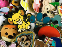 Animals Themed 10 Disney Park Trading Pins Set ~ Randomly Assorted ~ Brand NEW