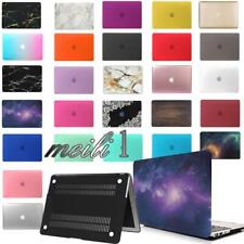 """Rubberized Cover Case For Apple MacBook Air 11"""" (A1370 A1465) 13"""" (A1369 A1466)"""