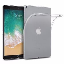 TPU Silikon Cover für Apple iPad Pro 10.5 Zoll Transparent Clear Case Hülle Klar