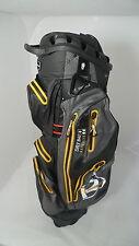 Bennington Cartbag Waterproof QO 14 - Farbe: black/grey/orange, neues Modell!