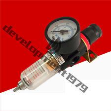New Air Pressure Regulator AFR2000 Water Separator Filter Airbrush Compressor