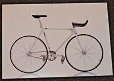 Classique Vélo inbike/Textima postcard new