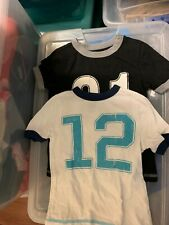 2 Old Navy Ringer Graohic Tee Shirts Boy's 4T