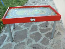 NUOVO WOW Toys tavolo gioco con strada macchine disegnata activity table