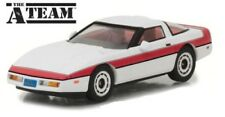 1984 Chevrolet Corvette C4 The A Team 1/43 Scale Diecast Model Greenlight 86517