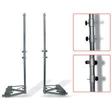 Impianto Pallavolo Volley mobile con base Zavorrata in acciaio