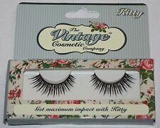 The Vintage Cosmetic Company KITTY Re-Usable False Eye Lashes **