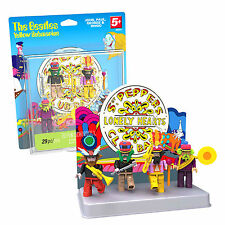 Beatles Collectibles: 2012 K'NEX Yellow Submarine Sgt Pepper Figures Series 2