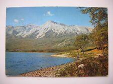 Torridon -– Ben Eighe from Loch Clair near Kinlochewe.  (1968 – J Arthur Dixon)