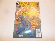 DC Comic Birds of Prey Issue 81 June 2005 The Cat and the Canary