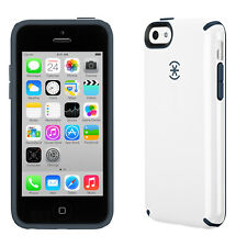 Speck Candyshell Case iPhone 5c White Charcoal Grey
